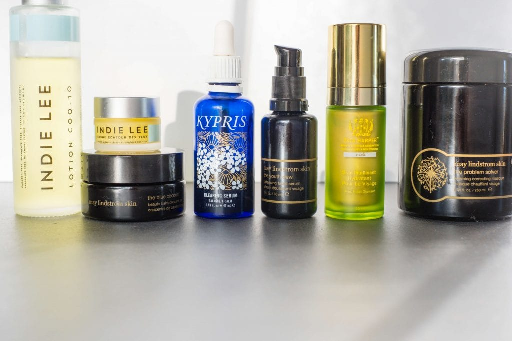 My Green Beauty & Skincare Collection #whatsavvysaid #indielee #maylindstrom #kypris #tataharper #greenbeauty #cleanbeauty #nontoxic #spela #coola #lilahb #rms #burtsbess #w3llpeople