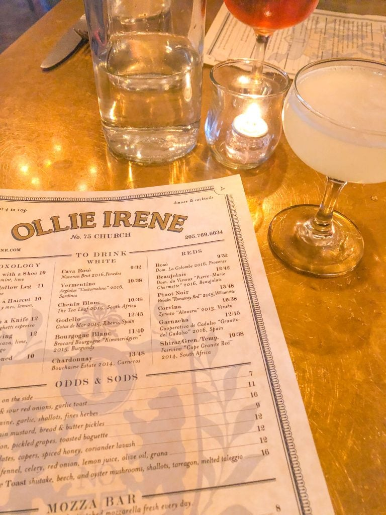 Ollie Irene - Birmingham, AL #whatsavvysaid #wheresavvyate #birmingham #alabama #foodiefinds #ollieriene #mountainbrook #wheretoeat #eatlocal #dinner