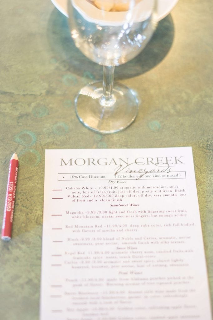 Morgan Creek Winery - Is This Alabama Winery Worth The Trip? #whatsavvysaid #winery #travel #morgancreekwinery #wheresavvywent #visitalabama #vineyard #falldecor #winetasting