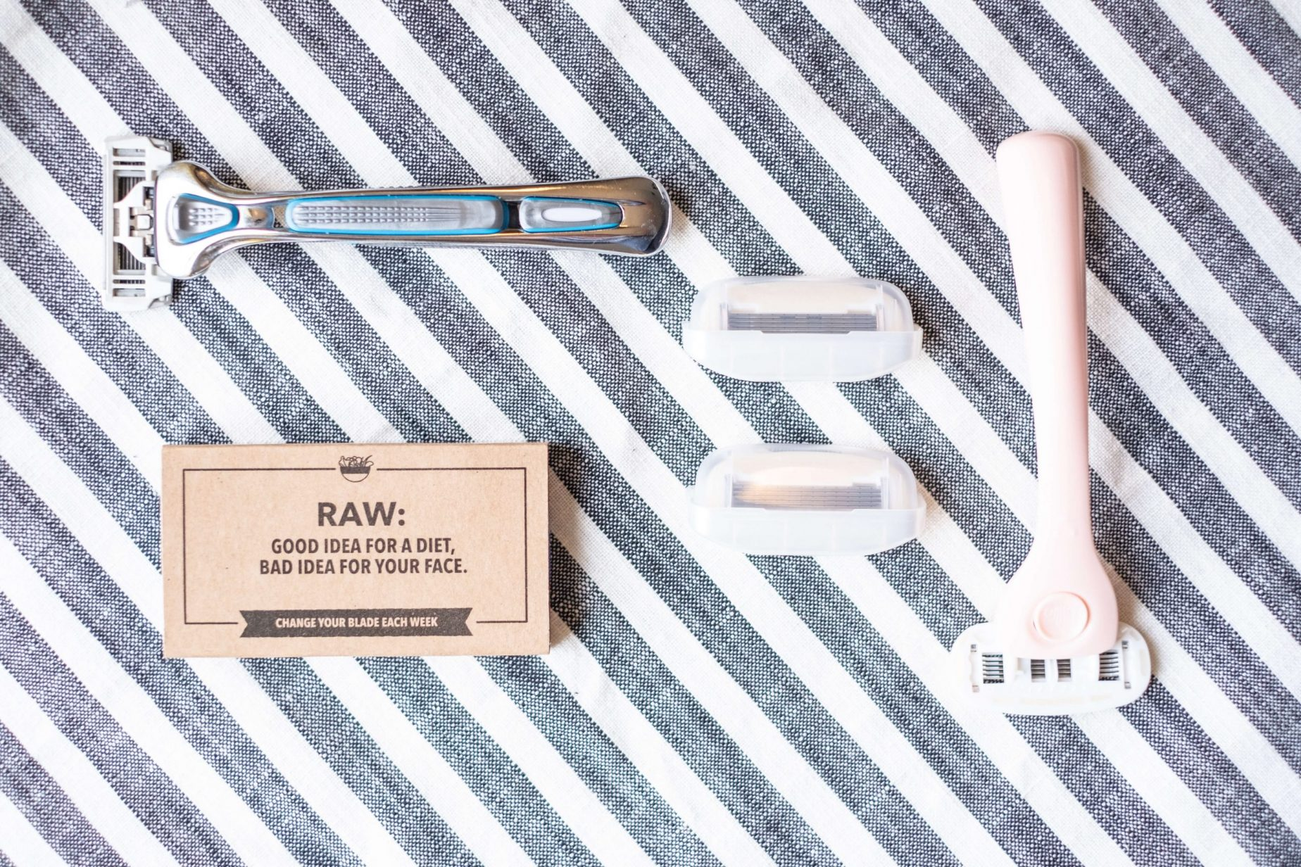 Billie Vs Dollar Shave Club - Which Razor Subscription Is Better- #whatsavvysaid #dollarshaveclub #billierazors #womensrazors #monthlysubscription #shavingforher