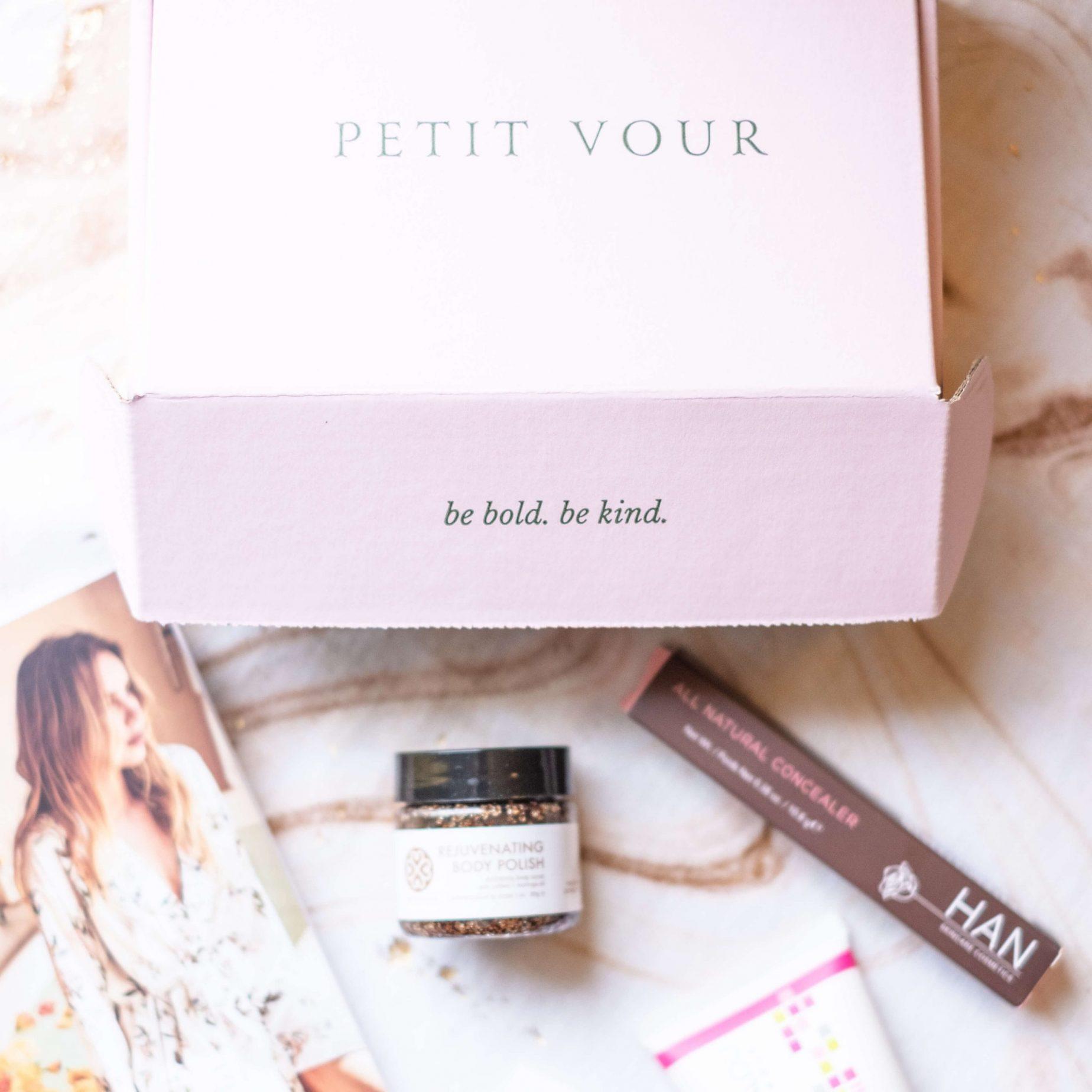 Petit Vour Beauty Subscription Box Review