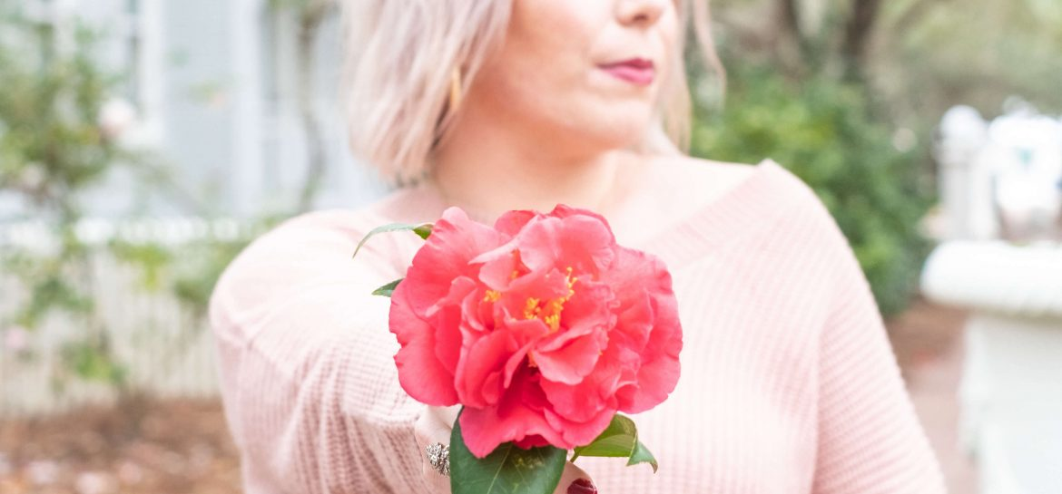What I Learned From Doing Dry January- #whatsavvysaid #fasting #dryjanuary #wellnessblogger #hotpinkflower