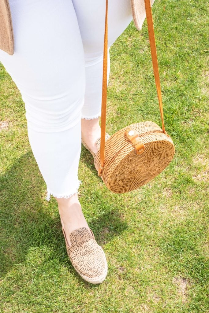 5 SPRING SHOES I'LL BE WEARING NON-STOP THIS YEAR #whatsavvysaid #springstyle #springshoes #petiteblogger #petitefashion #leopardprintshoes #targetstyle