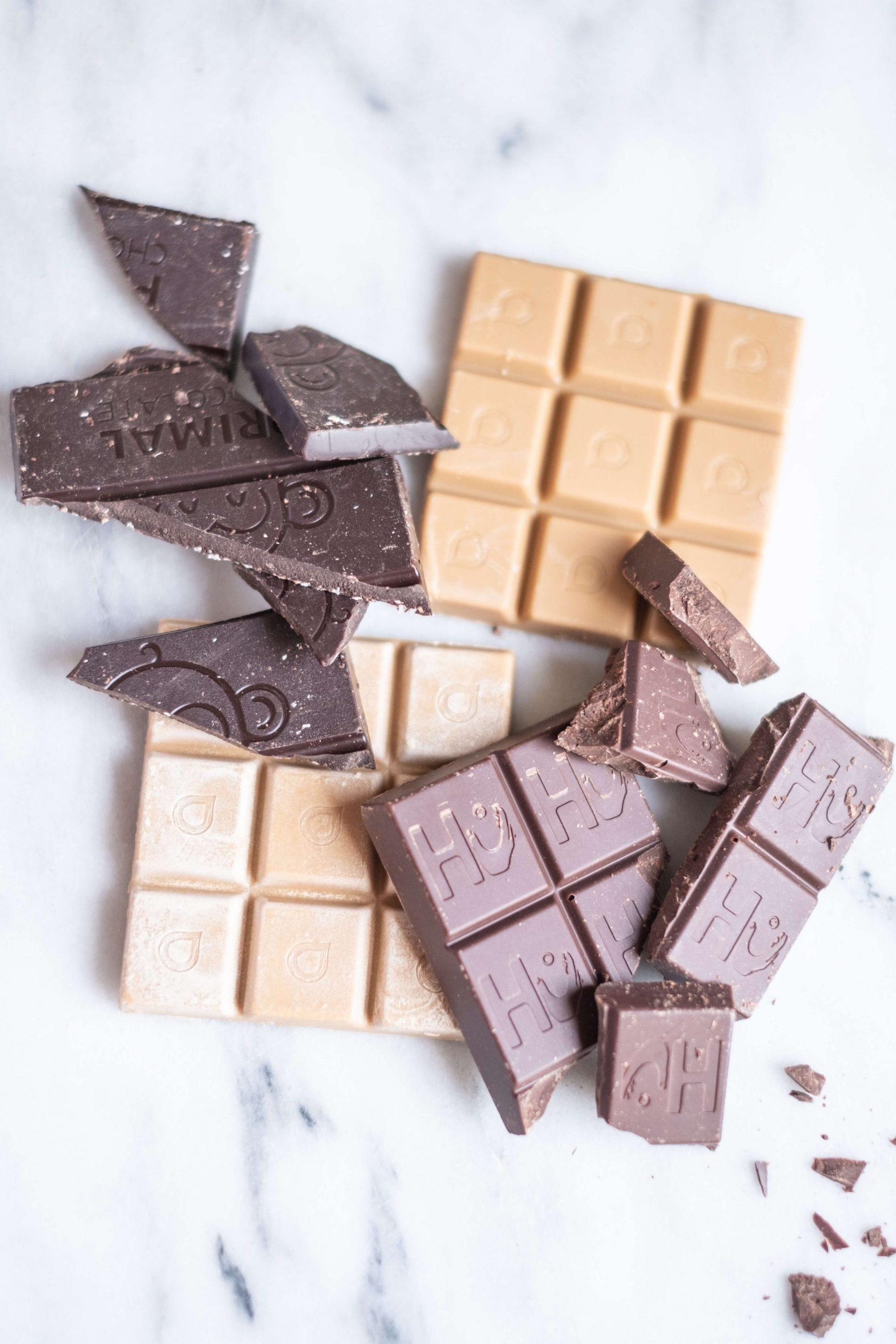 Vegan Chocolate- My Top Picks For Every Chocolate Lover #whatsavvysaid #veganchocolate #paleochocolate #lovingearth #eatingevolved #hukitchen #refinedsugarfree #vegan #glutenfree
