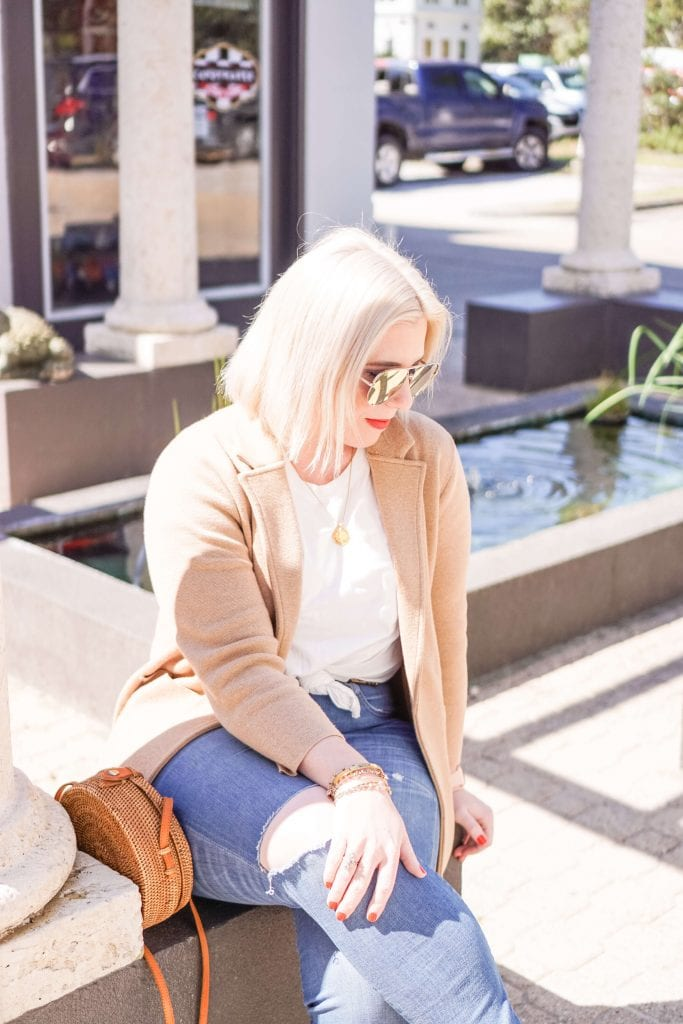 Why I Ditched The Diet Lifestyle #whatsavvysaid #diets #weightloss #dietlifestyle #wellnessblogger #lifestylebloggger #mimosa #springstyle #brownblazer #madewell