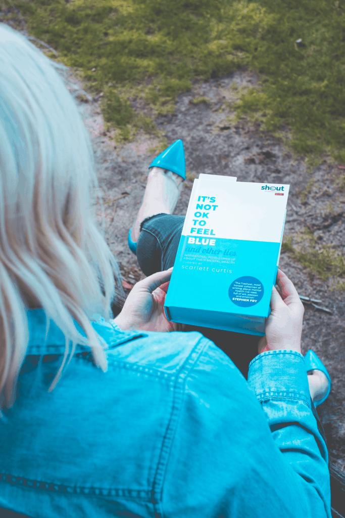 The Book About Mental Health Everyone Needs To Read #whatsavvysaid #mentalhealth #idontmind #itsokaytofeelblue #mentalhealthmatters